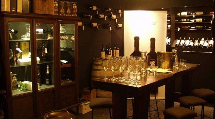5 vinotecas 5 vinos cava sur vinos en el cerro - Fotos de vinotecas ...