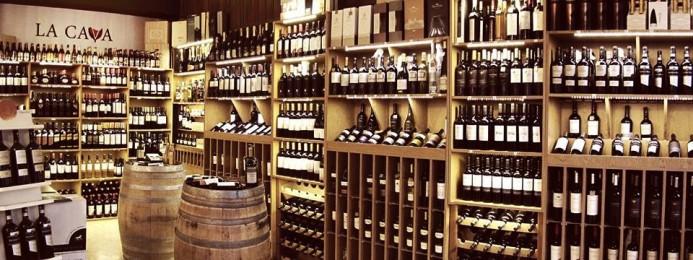5 vinotecas 5 vinos la cava boutique nacida gracias al - Fotos de vinotecas ...